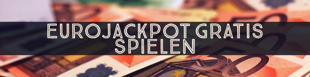 eurojackpot GRATIS banner