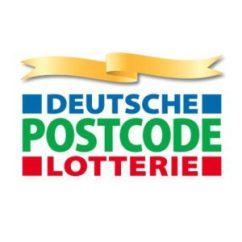 Logo von der Deutschen Postcode Lotterie