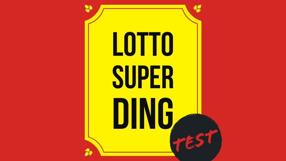 Das LOTTO-SuperDing ist wieder da: ein gutes Angebot?