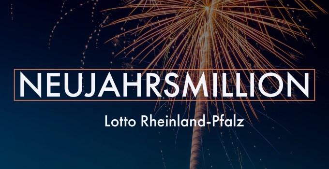 Neujahrsmillion Rheinland Pfalz