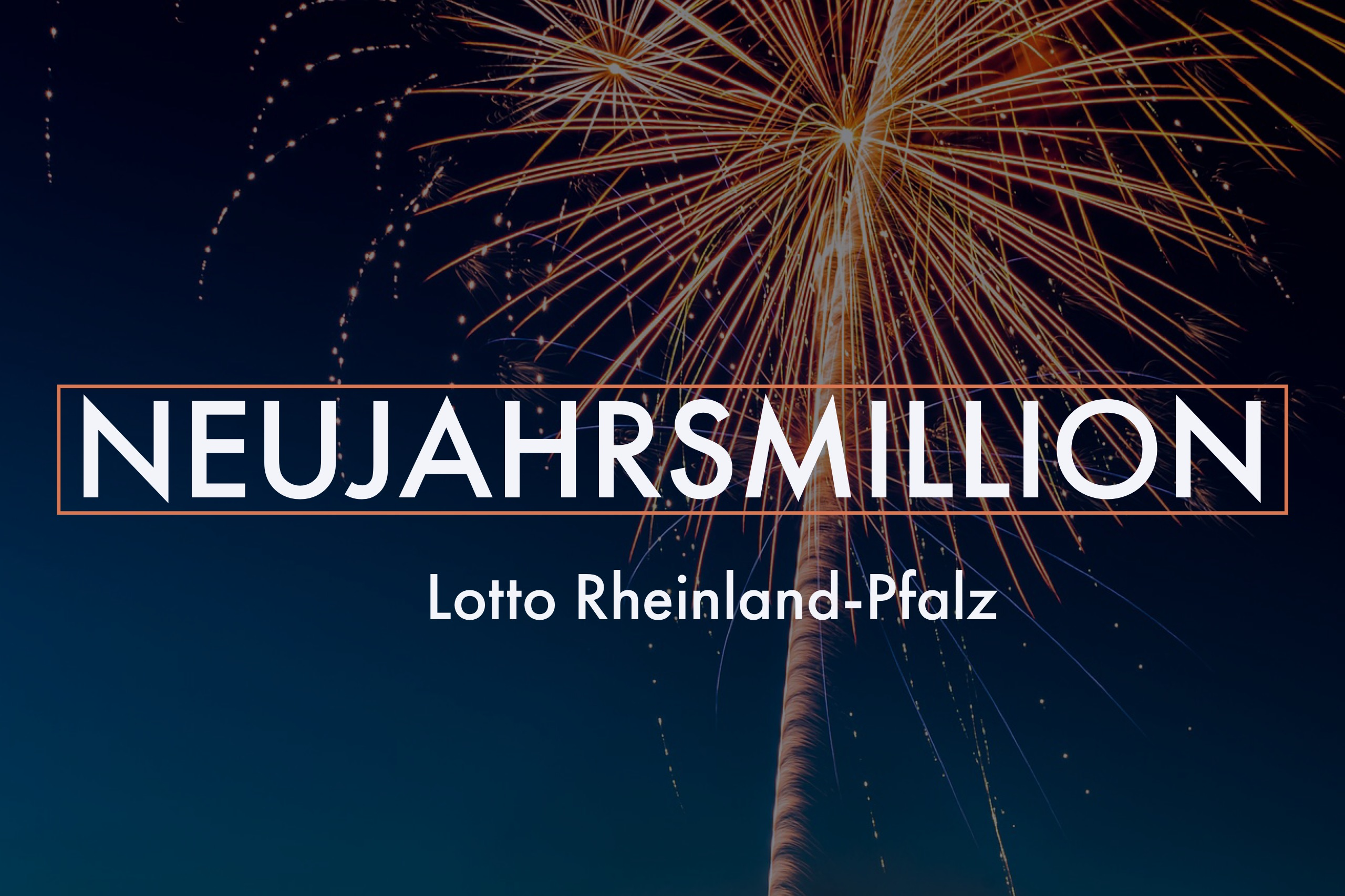 Lotto Neujahrsmillion 2020
