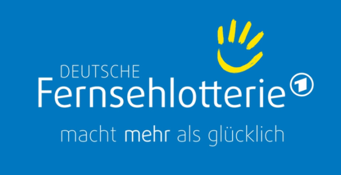 Logo deutsche Fernsehlotterie