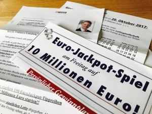 Faber Lotto Verboten