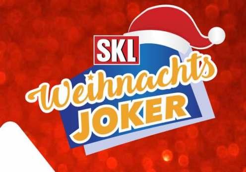 SKL Weihnachts-Joker Logo