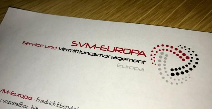 SVM-Europa Briefkopf