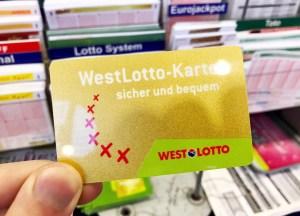 Westlotto Karte