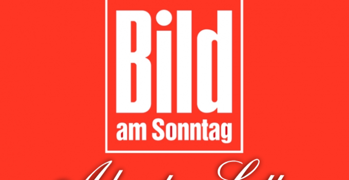 Bild am Sonntag Advents-Lotto Unoffizielles Logo