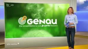 GENAU Ziehung HR Fernsehen alle wetter