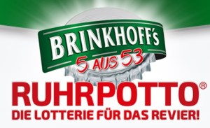 Brinkhoffs 5 aus 53 Ruhrpotto Logo