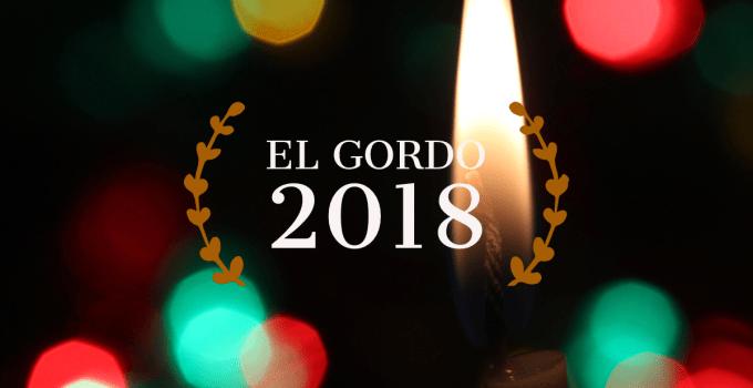 El Gordo 2018 Logo