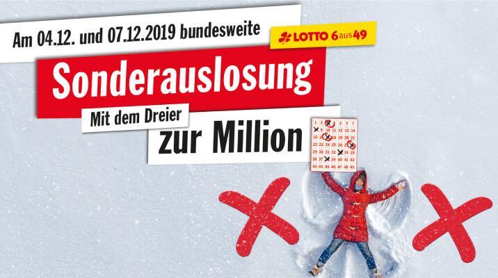 Wann Ist Die Sonderauslosung Lotto