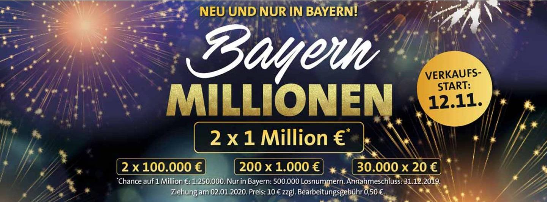 Lotterie Bayern