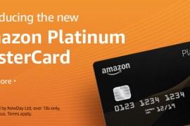amazon reward credit card