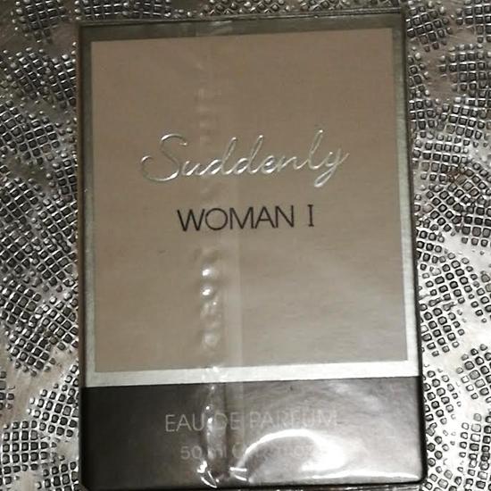 suddenly perfume