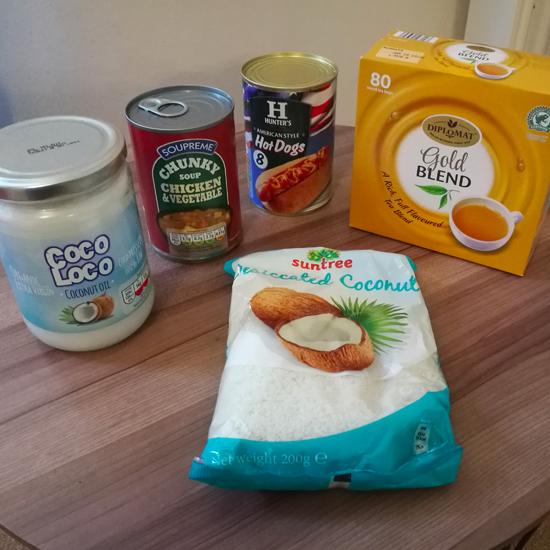 Food Bank Advent