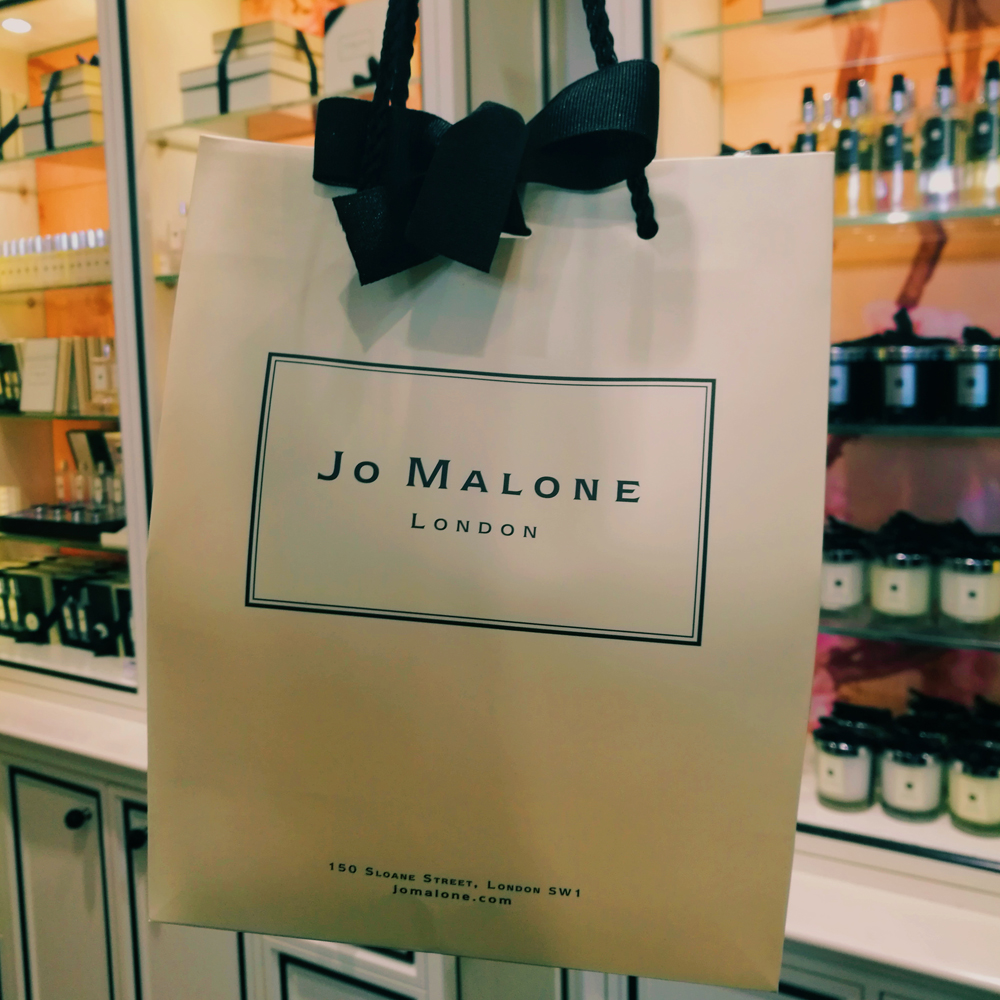 Stansted Duty Free Jo Malone Perfume