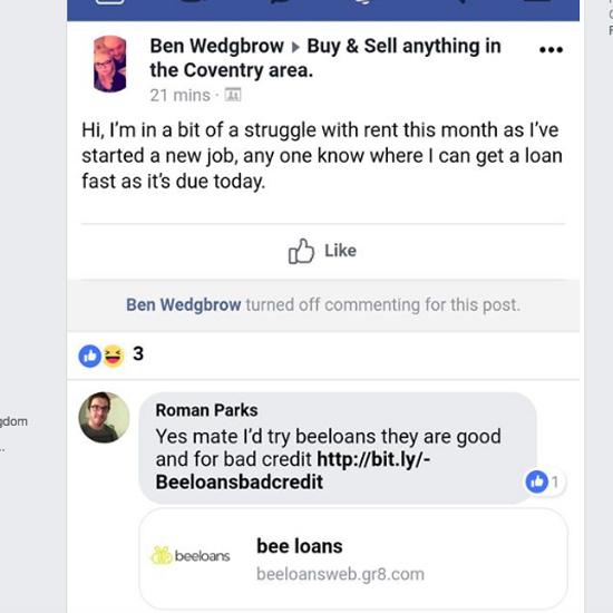 bee loans