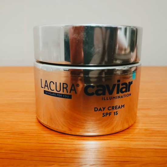 Aldi Lacura Caviar Illumination Day Cream