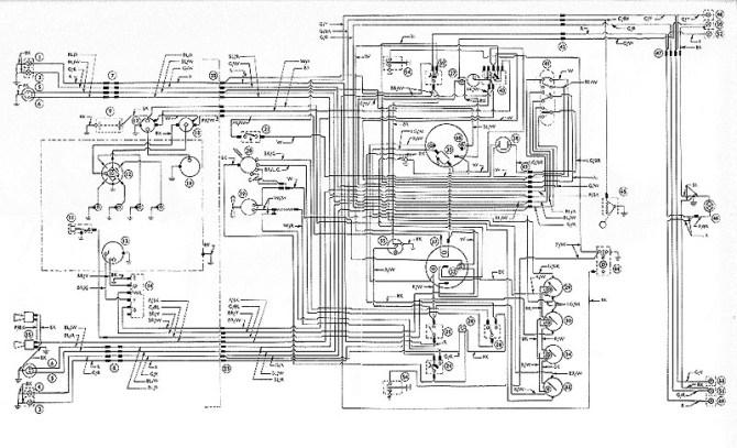 ford escort mk2 wiring diagram  jaguar alarm wiring diagram