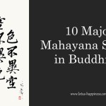 10 Major Mahayana Sutras in Buddhism