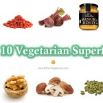 Top 10 Vegetarian Superfoods