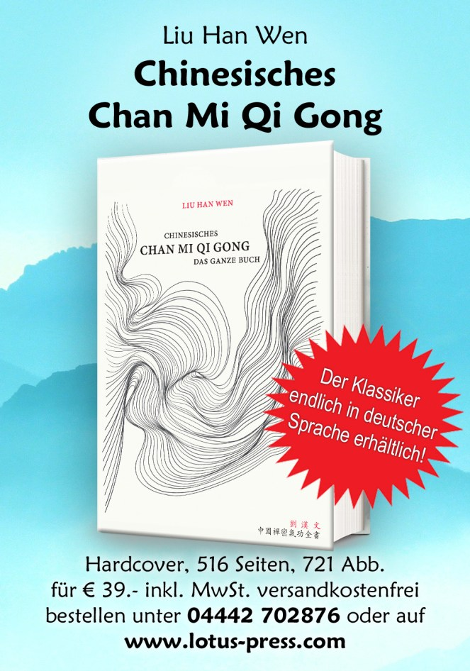 Cover Chinesisches Chan Mi Qi Gong