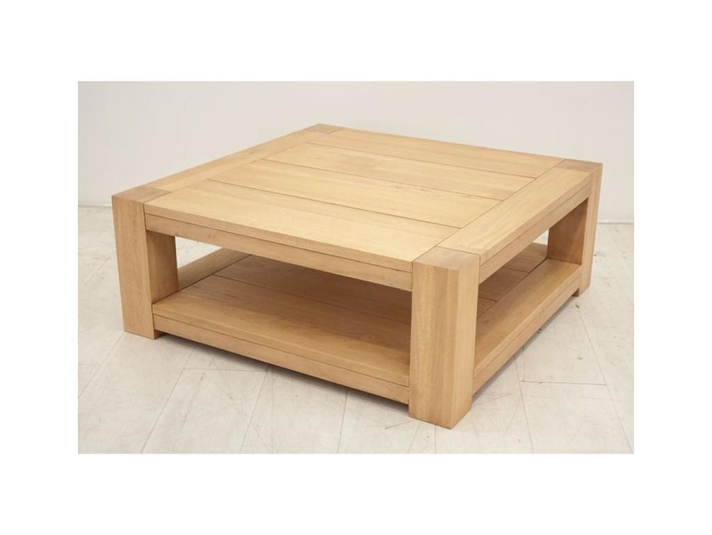 table basse carree tiga