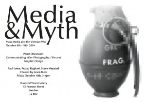 Media & Myth: Mass Media and the Vietnam War panel discussion