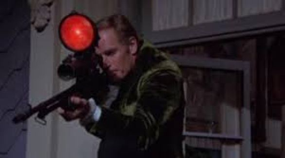 The Omega Man (1971 )