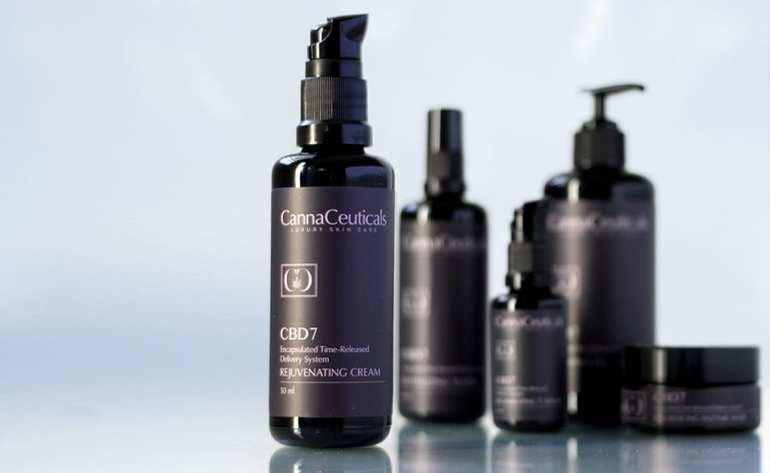 CannaCeuticals CBD7 Rejuvenating Cream