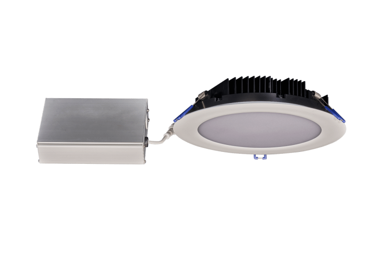 8 round led recessed lighting fixture