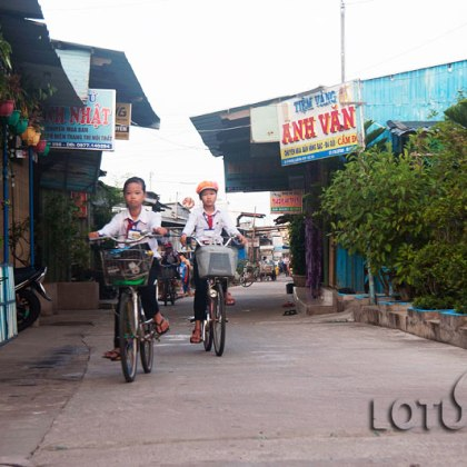 Best 3 Day Cycling Mekong Delta Vietnam