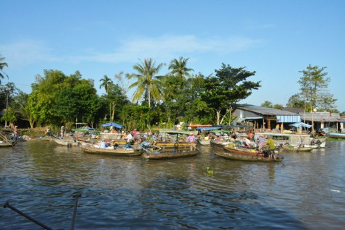 Mekong Delta 2 Day Tour