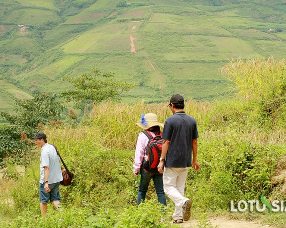 6 Day Challenging Vietnam Bac Ha Trekking Tour