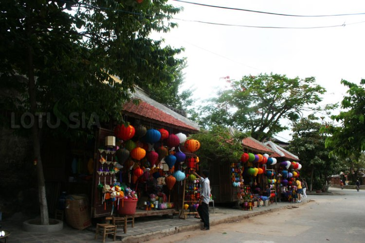 Hoi An Lantern Making Tour
