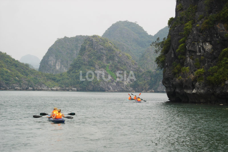 3 days Hanoi Halong Bay tour package