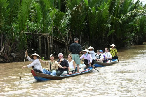 Cycling Mekong Delta 2 Days Itinerary