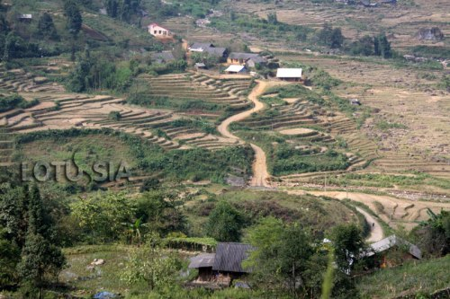 Vietnam Sapa 3 Day Trek