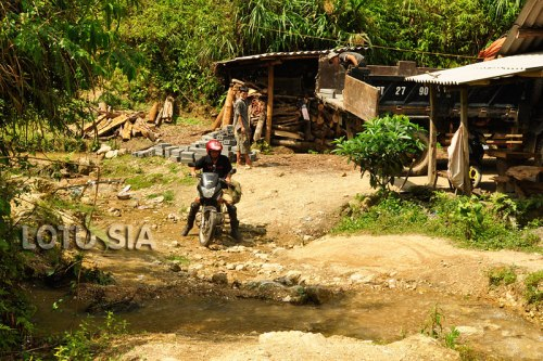 Best 6 Day Hanoi Sapa Motorbike Loop