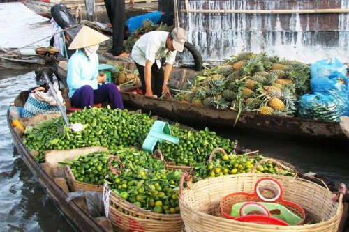 Mekong Delta Photo Tour