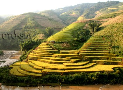 5 Days Northwest Vietnam itinerary