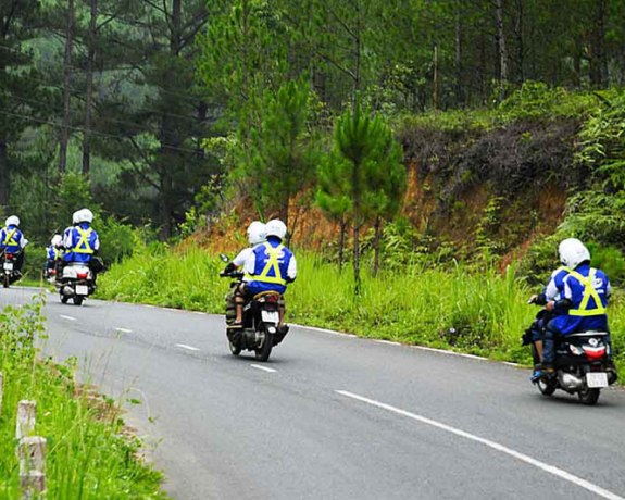 Best 2 Day Hanoi Motorbike Tour to Mai Chau