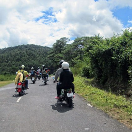 Best 3 Day Motorbike Tour Hanoi to Mai Chau, Phu Yen