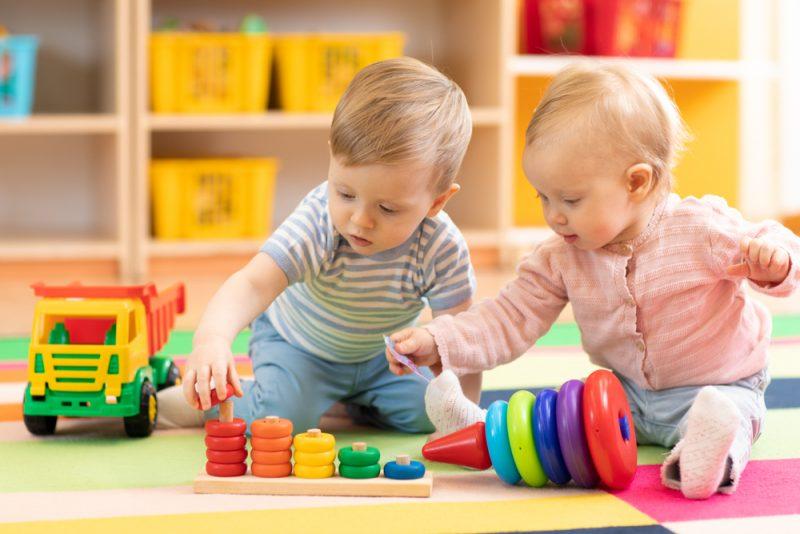 welke vormen van kinderopvang zijn er Nederland
