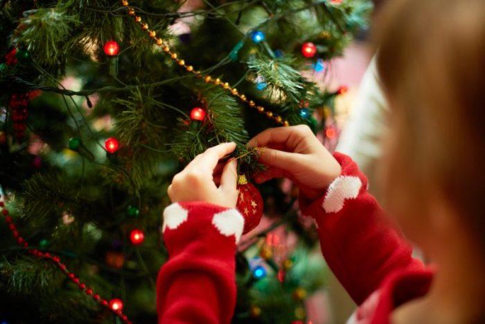 tips kerstboom optuigen peuter
