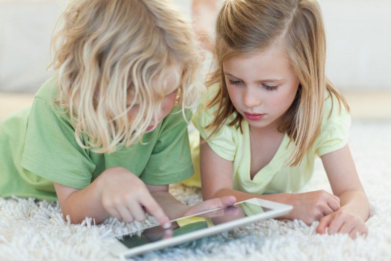 offline opgroeien in een digitale wereld