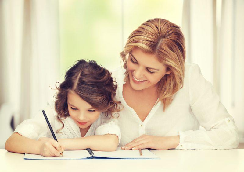 huiswerk maken voor je kind