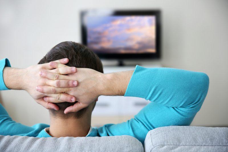 tv-kijken met vrouwen