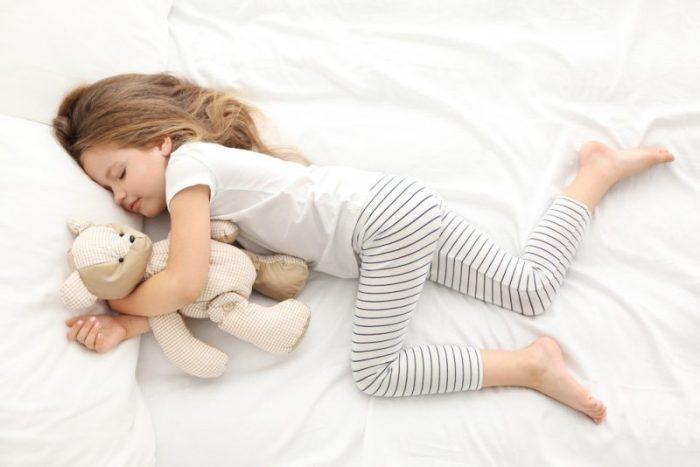 kind zonder stress naar bed brengen