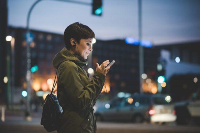 smartphone dieet opluchting